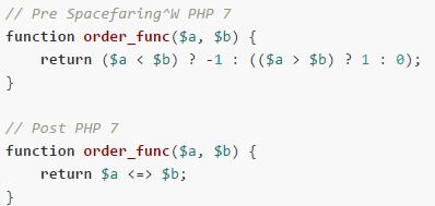 PHP 7 erőforrás igénybevétel csökkentése